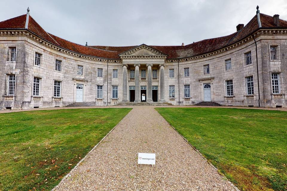Château de Moncley 3d tour