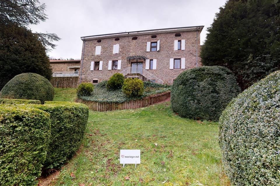 Château de Pralong 3d tour