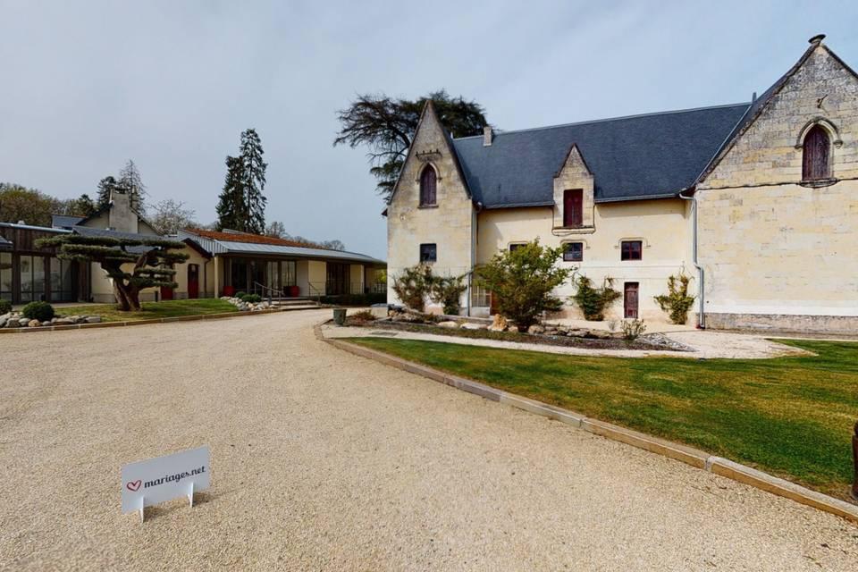 Château de Marson 3d tour