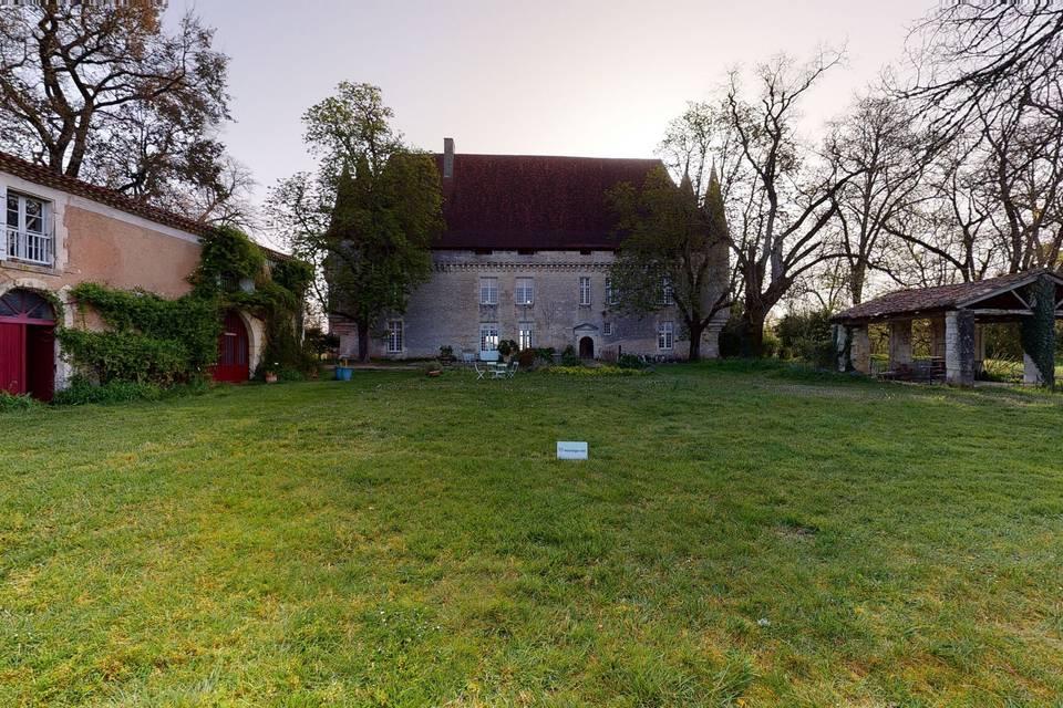 Château Puyferrat 3d tour