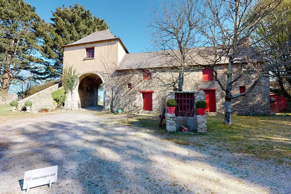 Domaine Du Grand Baud 3d tour