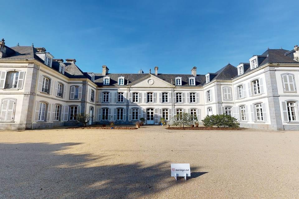 Château de Lannouan 3d tour