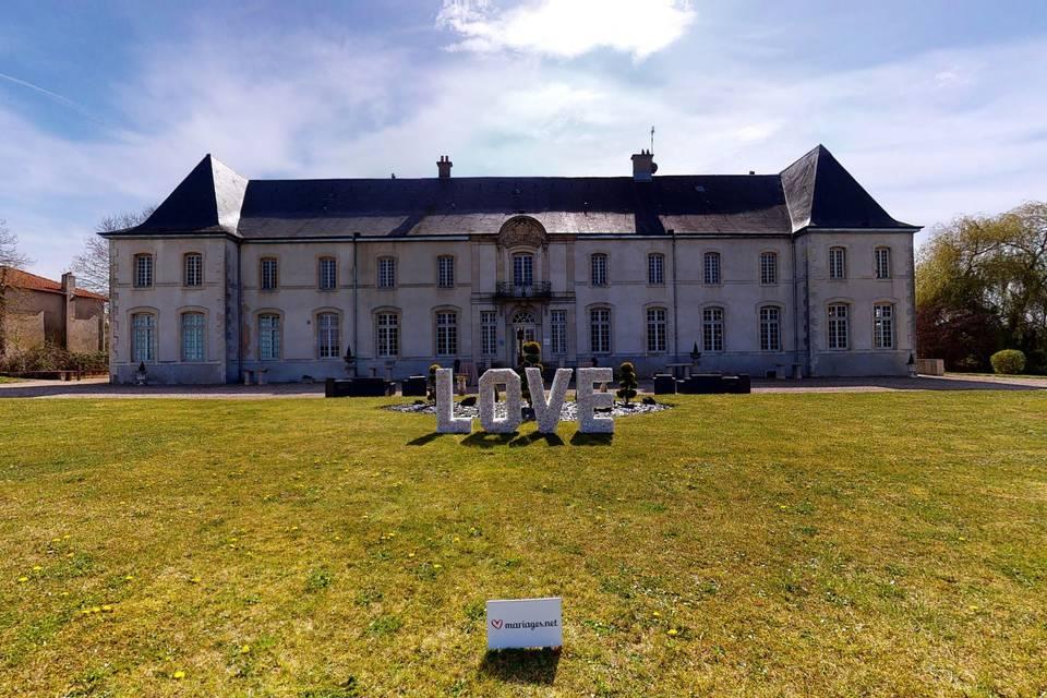 Le Château d'Art-sur-Meurthe 3d tour