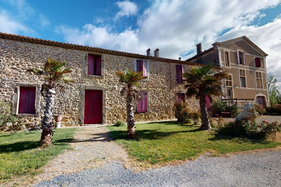 Domaine Saint Jean de Thibaude 3d tour