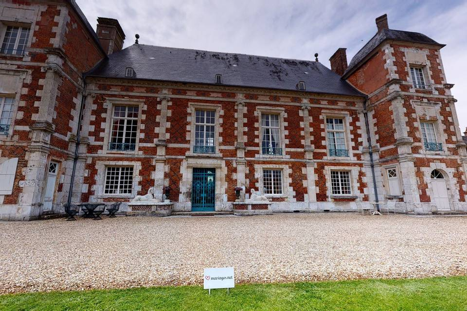 Château de Bonnemare 3d tour