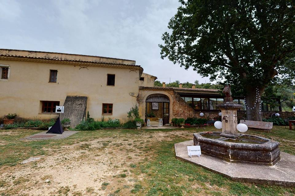 La Fontaine 3d tour