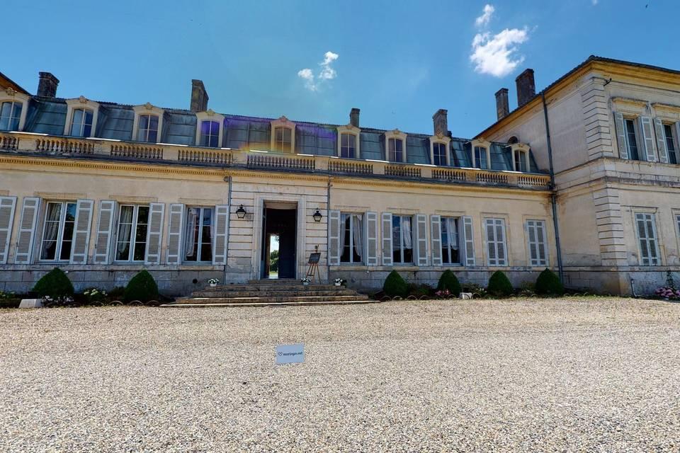 Château Saint Denis 3d tour