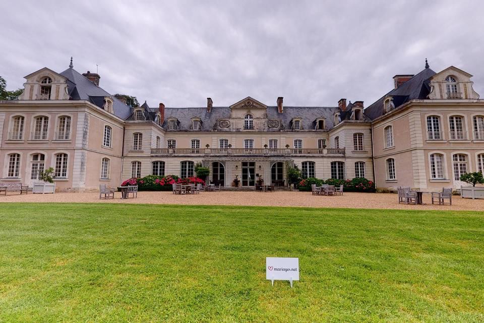 Château des Briottières 3d tour