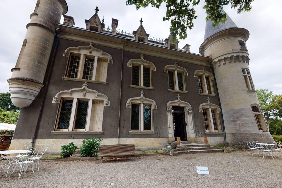 Château Belle Epoque 3d tour
