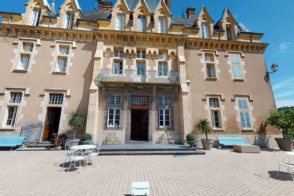 Château d'Urbilhac 3d tour