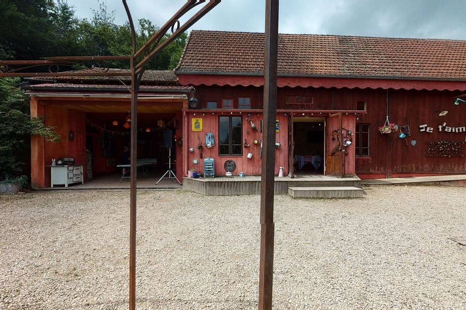 Le Moulin d'Artus 3d tour