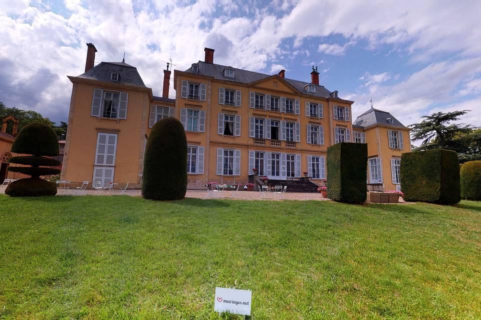 Château de Saint Trys 3d tour