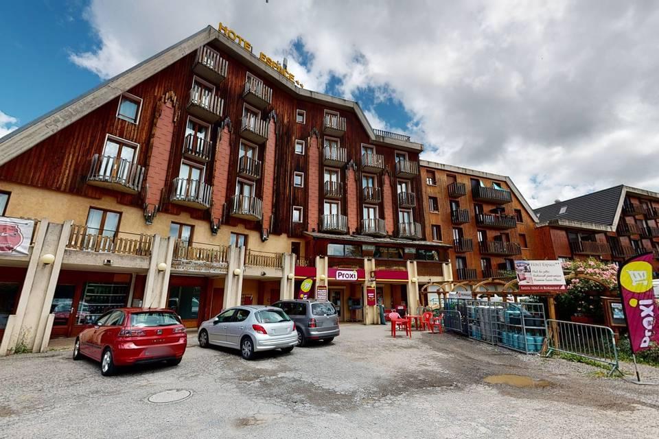 Hôtel Espace 3d tour