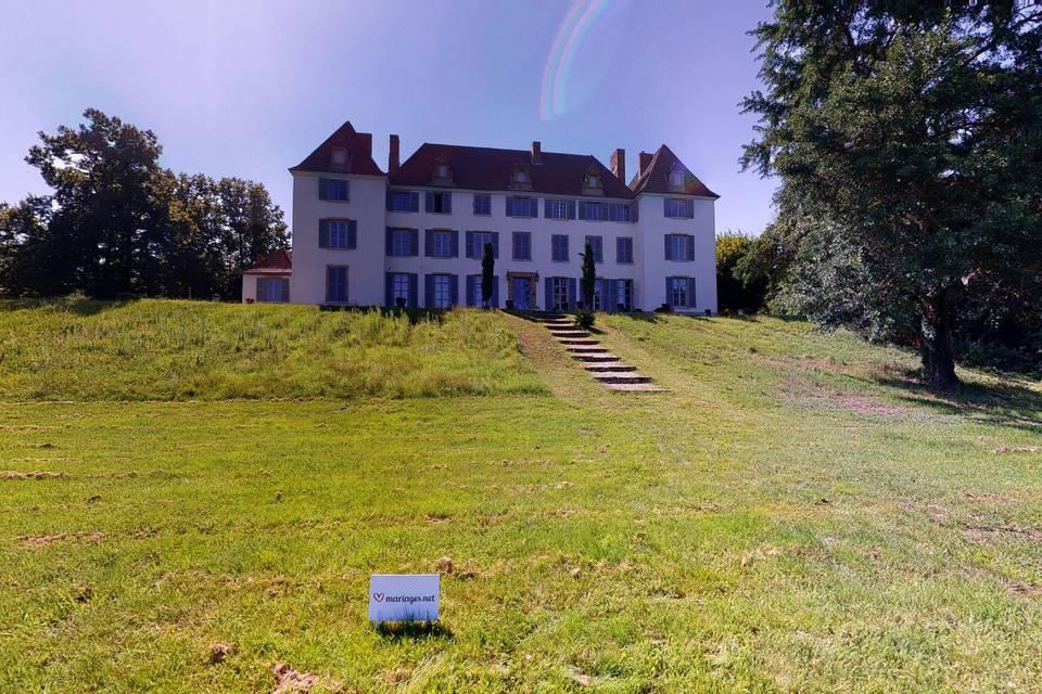 Château de Matel 3d tour