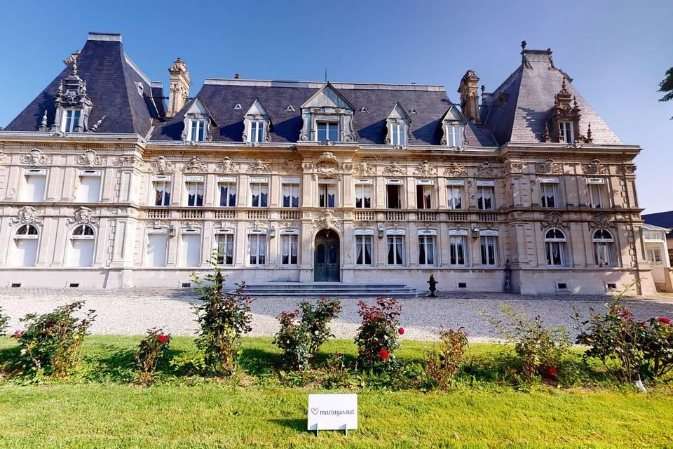 Domaine de Bertheauville 3d tour