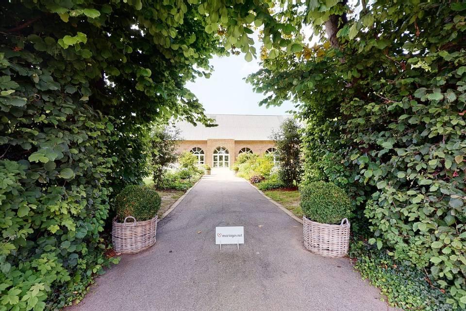 La Grange du Mesnil Varin 3d tour