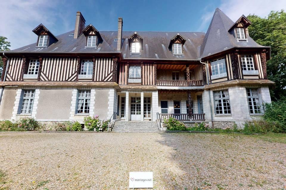 Le Manoir Du Val Denis 3d tour