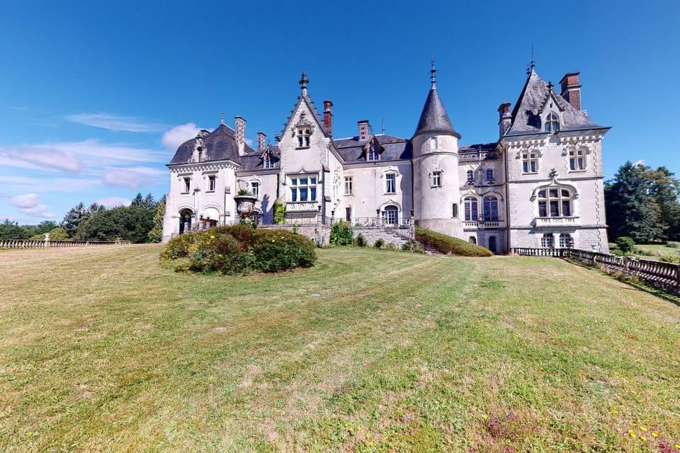 Château Rocher 3d tour