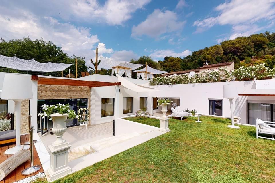 Villa Les Roses 3d tour