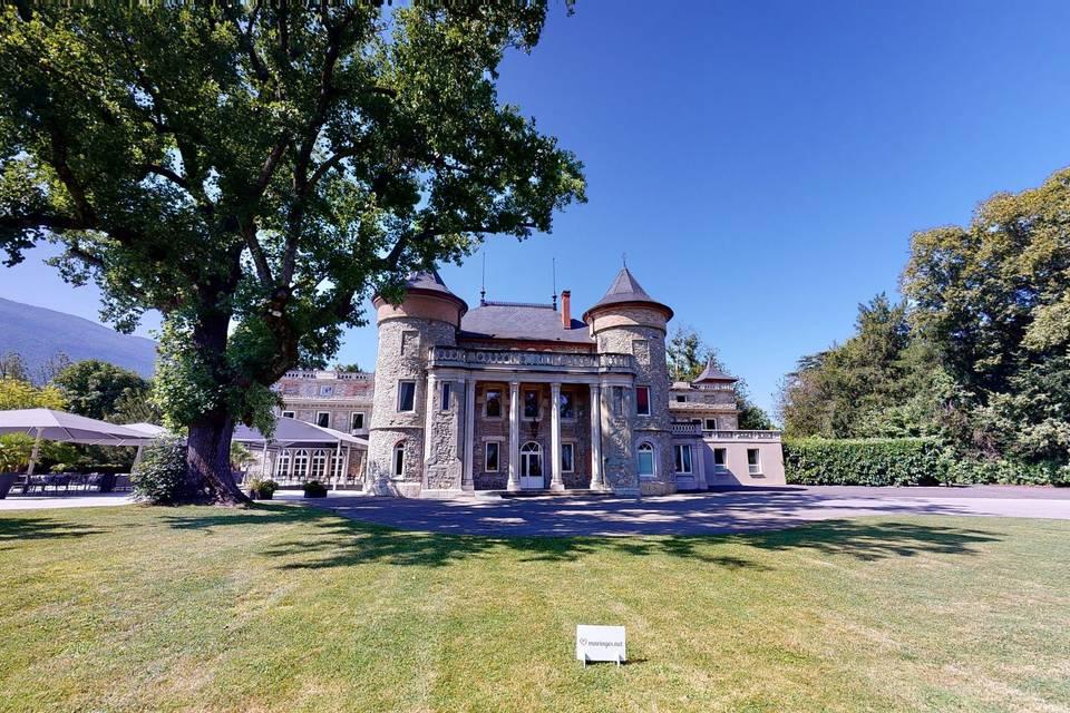 Château de Servolex 3d tour