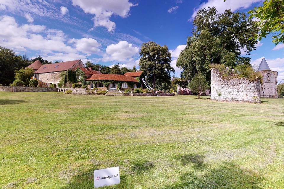 Château du Vivier 3d tour