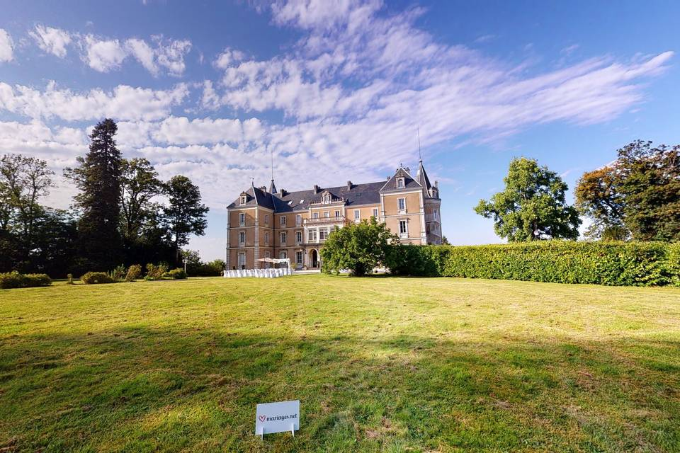 Château de Clairvans 3d tour