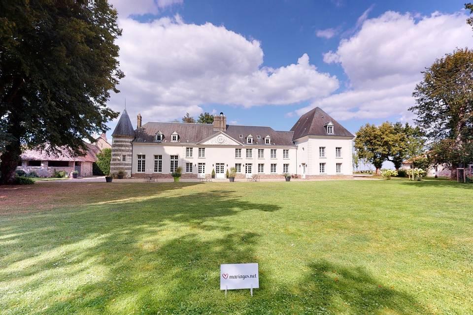 Château de Beauchêne 3d tour