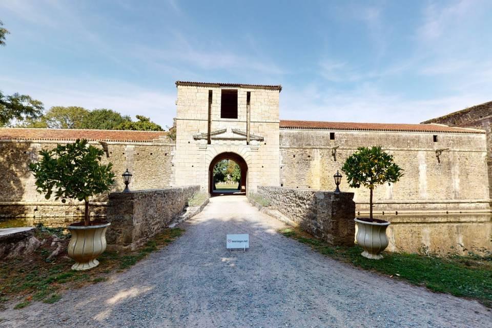 Château de la Citardière 3d tour
