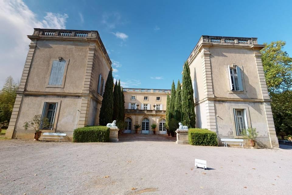 Château Raissac 3d tour