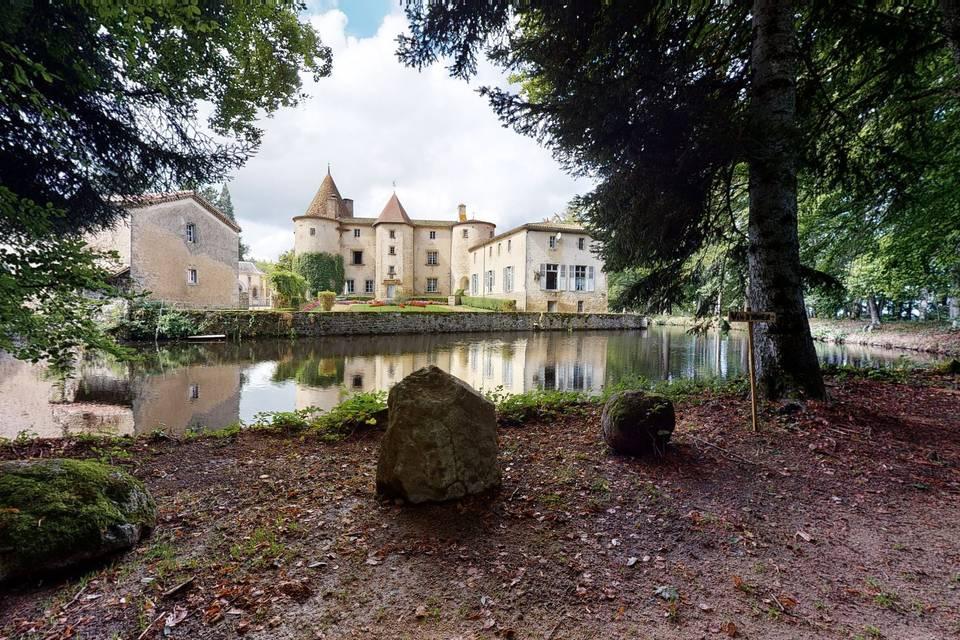 Château des Martinanches 3d tour