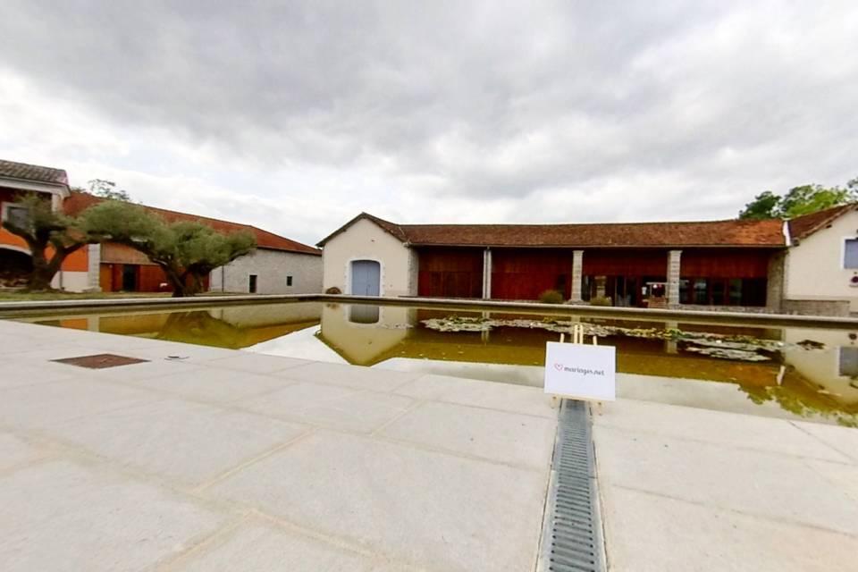 Domaine de Ceyrac 3d tour