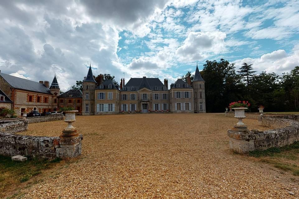 Orangerie de Cambray 3d tour