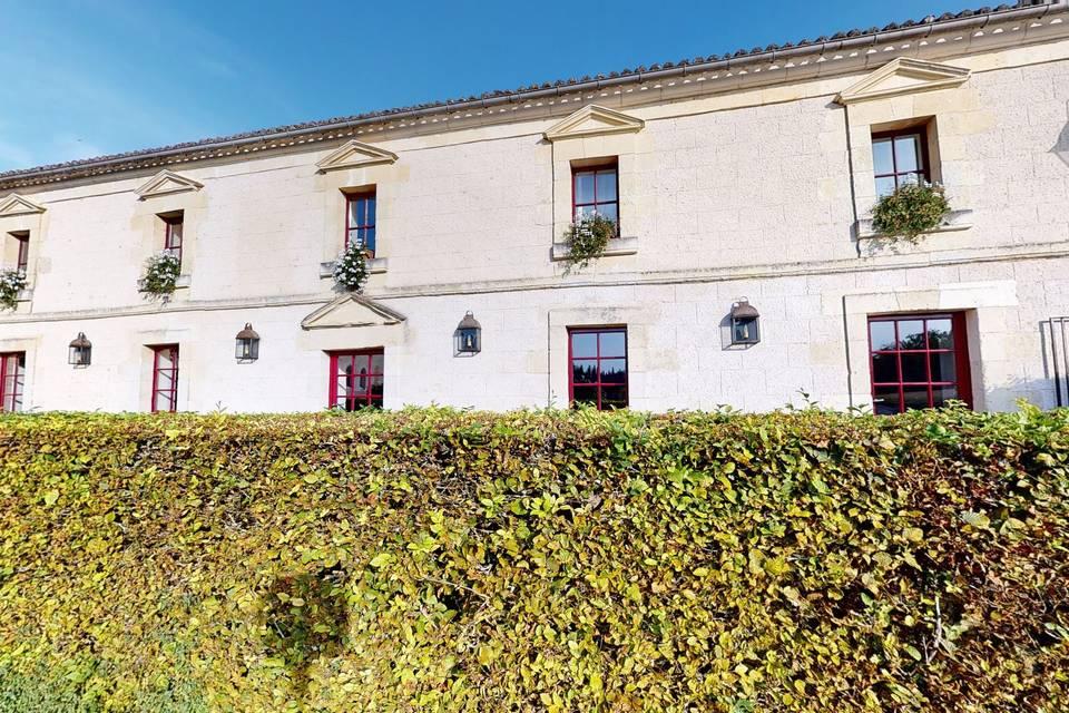 Château du Bois de Sanzay 3d tour