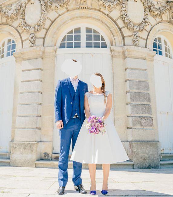 Robe de mariée prix 5