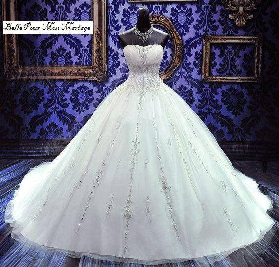 Photo de votre robe de mariée achetée sur internet 1