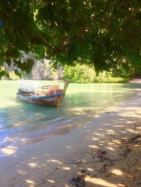 Île Thaïlande voyages de noces 2