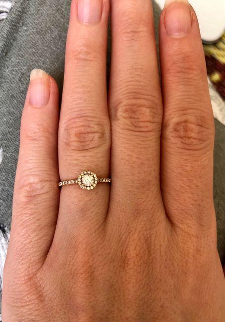 Bague de fiançailles : Avec ou Sans diamant ? 20