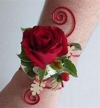 idées de bracelet bouquet