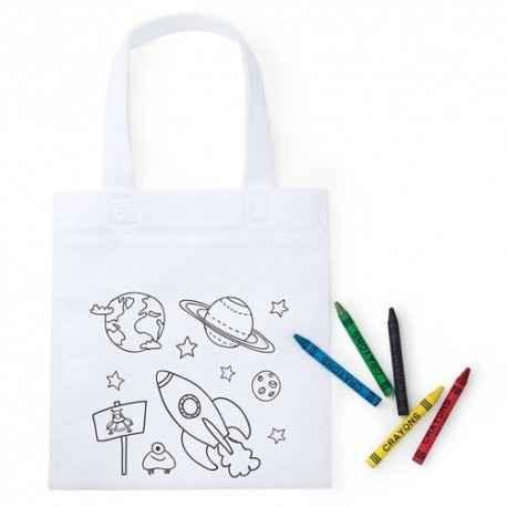 sac de coloriage