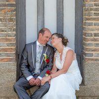 photos de couples réalisée une semaine apres notre mariage