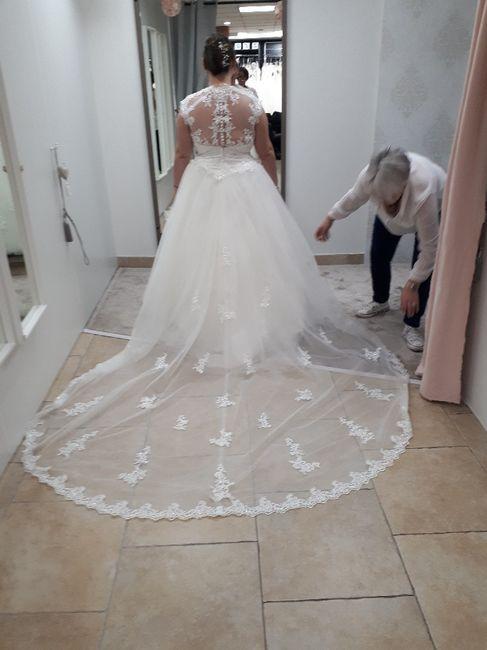 Prix de votre robe de mariée 3