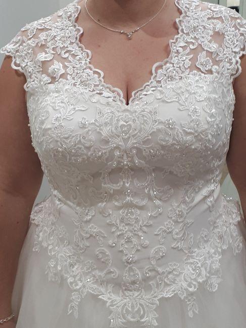 Prix de votre robe de mariée 4