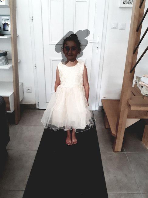 Robe pour ma fille 3