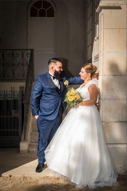 Ca y est , mariée du 10.10.2020 1