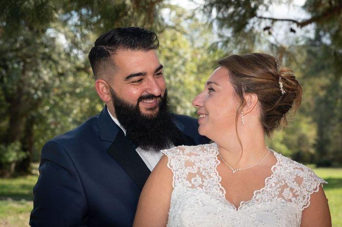 Ca y est , mariée du 10.10.2020 2