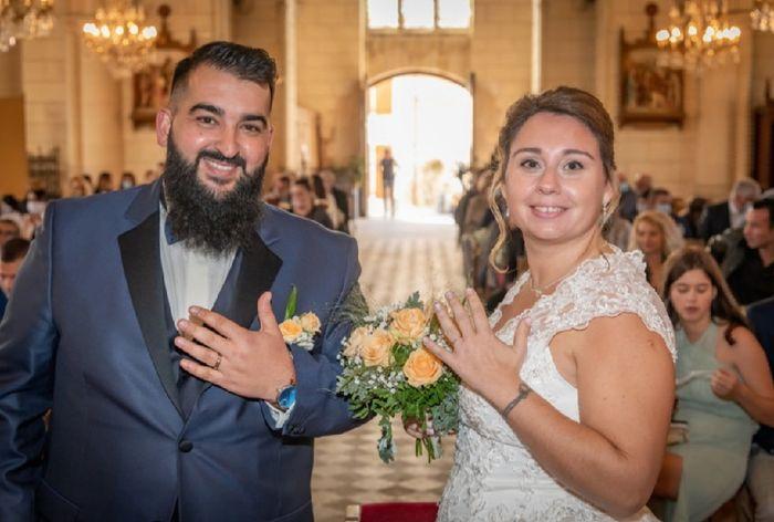 Ca y est , mariée du 10.10.2020 11