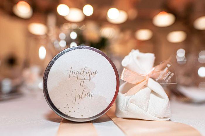 Idées pour le cadeau des invités ? 5
