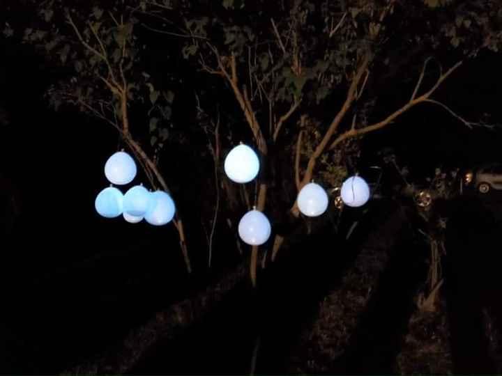 Laché de ballons - 1