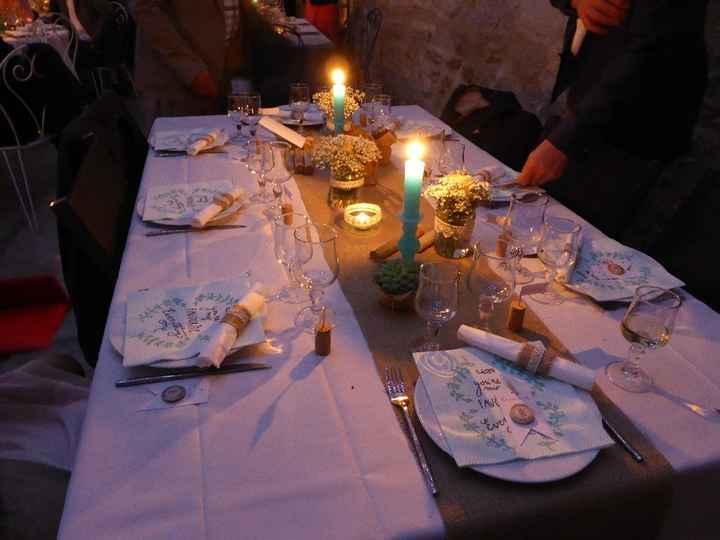 Tables repas
