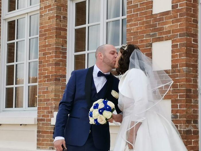 Mariage du 17 avril au top 👌 2